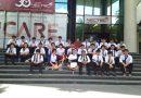 นักศึกษา eNet-C ปี 3 ไปดูงานสหกิจ ที่ NECTEC